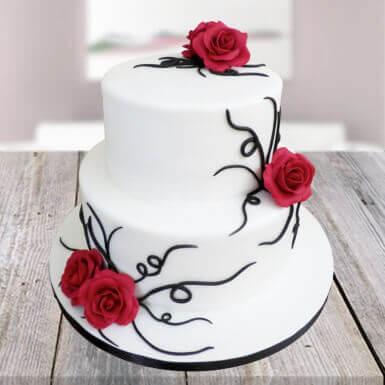 Supreme Vanilla Cake (3KG)