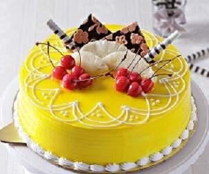 Pineapple Cake (1/2 Kg)
