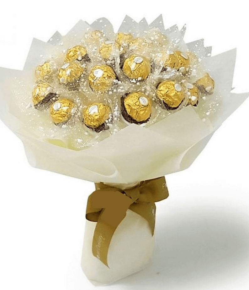 Ferrero Rocher Chocolates Bouquet